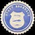 Siegelmarke Stadt Eberbach W0235578.jpg