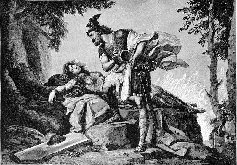 File:Siegfried awakens Brunhild.jpg