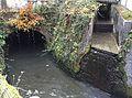 Sigismühle Kraftwerk Unterwasserkanal.jpg