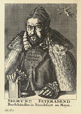 Sigmund Feyerabend