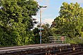 Sign, Cefn-y-bedd railway station (geograph 4025206).jpg