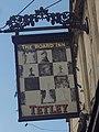 Sign for the Board Inn - geograph.org.uk - 506584.jpg