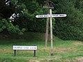 Signs at the Blackheath Crossroads - geograph.org.uk - 187079.jpg
