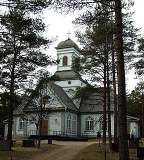 Siikajoki Municipality in North Ostrobothnia, Finland