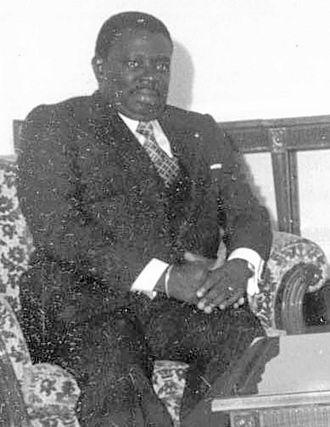 Minister of Foreign Affairs (Ivory Coast) - Image: Simeon Aké