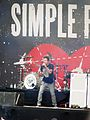 Simple Plan at Paris 2011.jpg