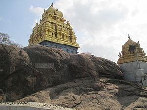 Padalathri Temple - Image: Singaperumalkovil 1