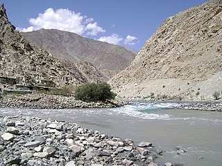 river in Pakistan