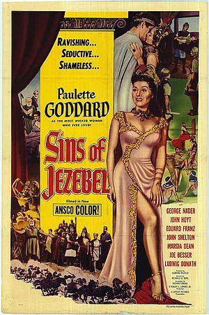 Sins of Jezebel - Image: Sins of Jezebel poster
