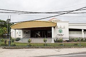Sipitang - Sipitang Library.