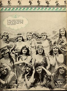 <i>Sirens of the Sea</i> (film) 1917 silent film directed by Allen Holubar
