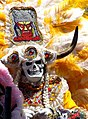 Skull Indian New Orleans Jazz Fest 2007.jpg