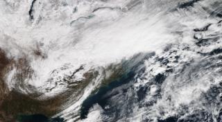 January 2014 North American blizzard