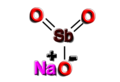 Sodium metaantimonate2D.png