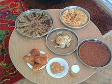 Albanian cuisine wikipedia for Albanian cuisine kuzhina shqiptare photos