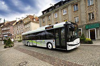 Solaris Urbino 12 - Solaris Urbino 12 Hybrid