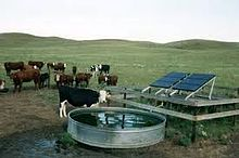 This solar water pump up to 5 hp is useful for farmers.