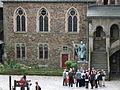 Solingen Burg - Schloss Burg - Innenhof 07 ies.jpg