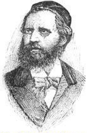 Solomon Joachim Halberstam - Portrait of Solomon Joachim Halberstam from 1906 Jewish Encyclopedia.
