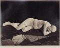 Sommer, Giorgio (1834-1914) - n. 1279 - Impronte umane (Pompei).png