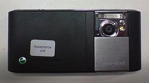 Sony Ericsson C905 - C905 camera