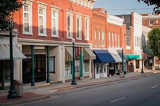 South Boston, Virginia - South Boston Historic District