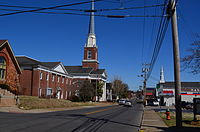 South Green Street Glasgow Kentucky 03-15-2014.JPG