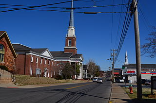 Glasgow, Kentucky City in Kentucky, United States