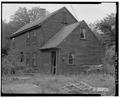 South and east elevations - Wheeler House, 28 Tinker Road, Merrimack, Hillsborough County, NH HABS NH,6-MERR,1-4.tif