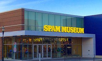 Austin, Minnesota - Spam Museum