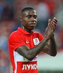 Quincy Promes v roce 2015