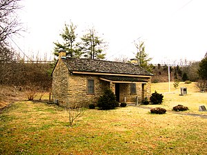 Sparta, Tennessee - The Sparta Rock House