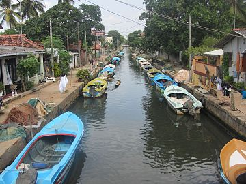 Sri Lanka Negombo Dutch Channel.JPG