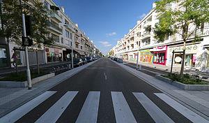 Saint-Nazaire - Avenue de la République