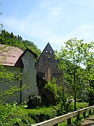 St. John the Baptist church Seitz charterhouse 09.jpg