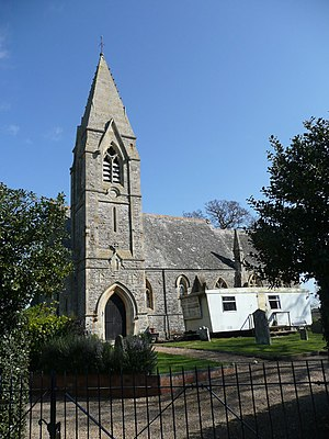 Atherstone on Stour - Image: St. Mary's, Atherstone on Stour geograph.org.uk 766447