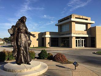 Pittsburg, Kansas - St. Mary's-Colgan High School