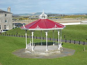 St A's Bandstand