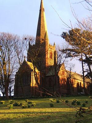 Millom - St George's Church, Millom