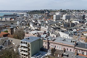 St Helier from Fort Regent 2013.JPG