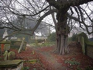 St John-at-Hampstead - Churchyard
