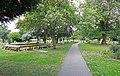 St Mary, Broomfield, Essex - Churchyard - geograph.org.uk - 1494985.jpg
