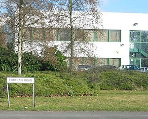 St Mellons - St Mellons Business Park, Fortran Road