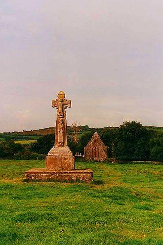 Dysart and Ruan - White Cross of Tola