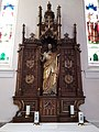 St Winefride's Church side altar, Holywell.jpg