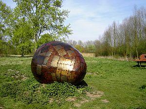 Anatol Herzfeld - Image: Stahlkugel 1