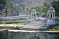 Stairs in Pichola Lake,Udaipur,Rajasthan.jpg