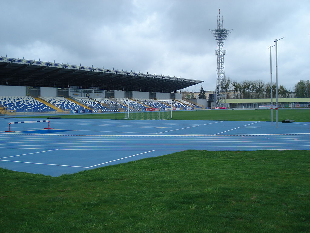 Stal Mielec stadion 1