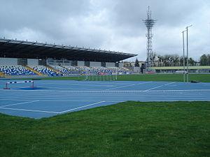 Stal Mielec - New Ground: Stadion Stali Mielec