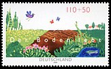 Stamp Germany 2000 MiNr2116 Naturschutz.jpg